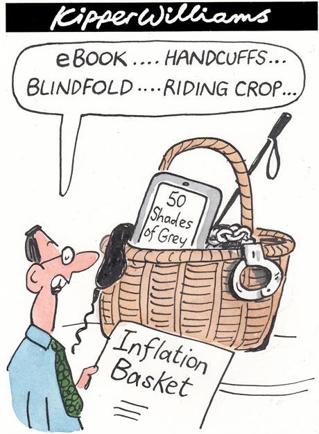 Kipper Williams on inflation basket