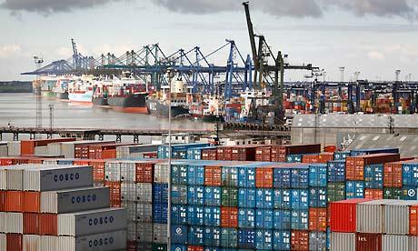 Europe UK trade