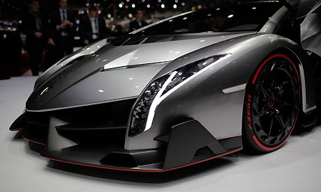 Lamborghini on Only Three Lamborghini Veneno Cars Will Be Built     And Sold For   3m