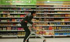 Tesco Opens Own-Brand Supermarket in China