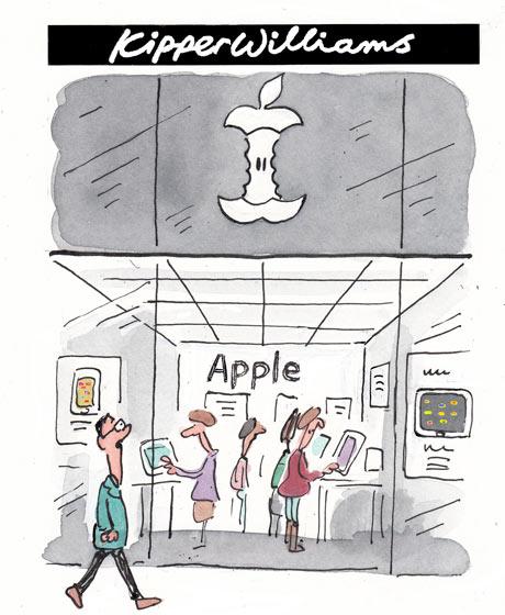 Kipper Williams on Apple profits