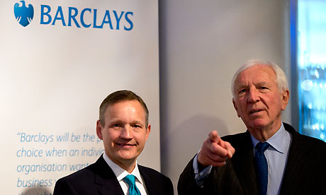 Barclays bosses