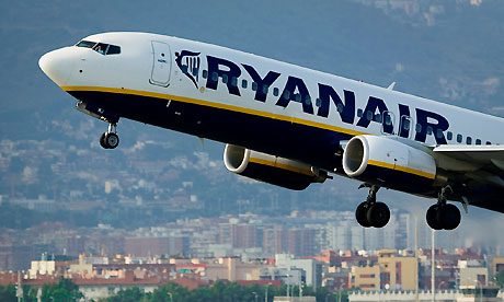 Ryanair reports record profits but warns growth likely to slow this year