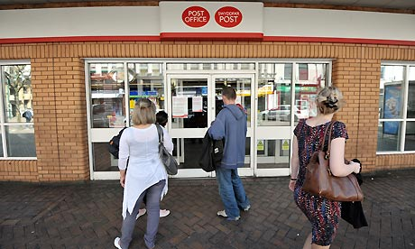 Post Office workers to strike for fifth time since Easter over closure plans
