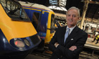 Tim O'Toole, FirstGroup chief executive