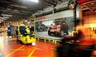 Nissan factory