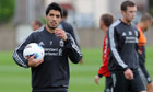 Luis Suárez does not need a rest just yet, says Kenny Dalglish