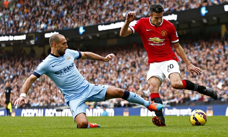 Manchester City challenging United to be No1 club, says Pablo Zabaleta