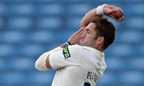 Liam Plunkett Yorkshire