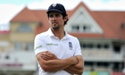 Alastair Cook vs India at Trent Bridge