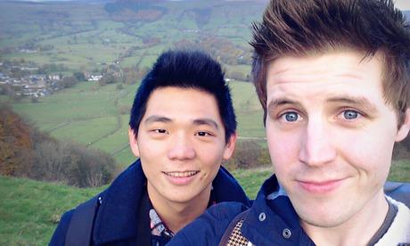 Sheffield selfies
