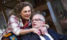 Kathleen Turner and Ian McDiarmid