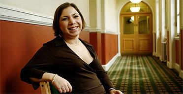 Liberal Democrats' education spokeswoman Sarah Teather