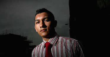 Majid Ahmed, the straight-A student from Bradford who is struggling to secure a university place to study medicine due to a conviction obtained when he was 16