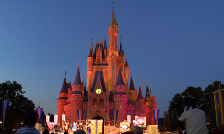 Glynis Kelly says colleges could easily be twinned with Walt Disney World's Magic Kingdom