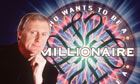 Chris Tarrant: Who wants to be a millionaire?