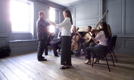 Students of The Royal Academy of Music