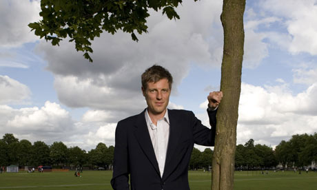 Zac Goldsmith, ecologist
