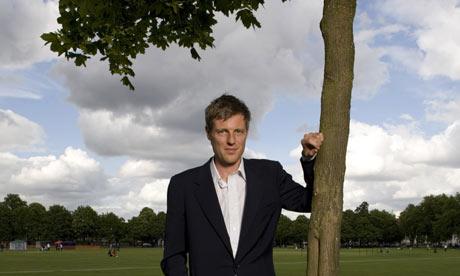 Zac Goldsmith, ecologist