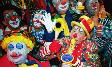 clowns agm