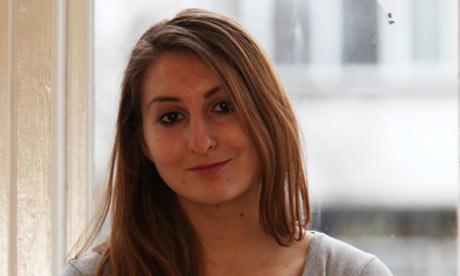 Miriam Rose: 'I'm enjoying my studies a lot'