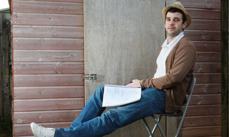 Kieran King is now confident of finding work with an advertising agency despite a bad start