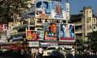 Posters for Bollywood Movies in Bombay