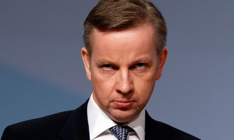 Image result for unflattering picture of gove etc