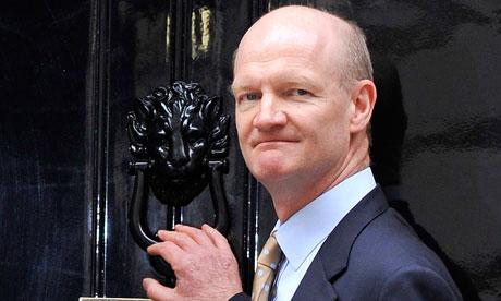 The universities minister, David Willetts