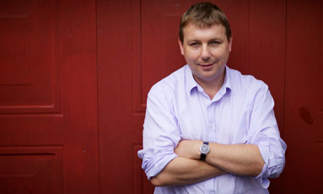 Danny Dorling: 'I did try to join the Labour party but I've come to realise I'm not a party person'