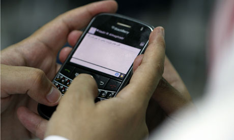 A BlackBerry – useful tool or distraction?