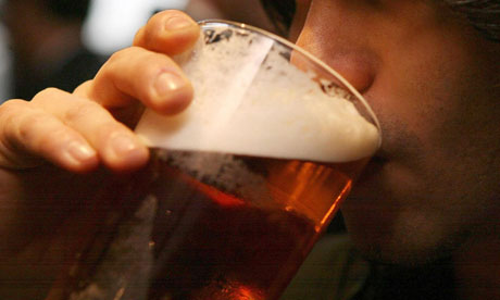 Alcohol consumption is just one of many public health issues we need to tackle.