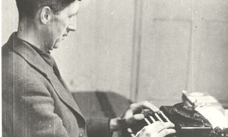 George Orwell casts long shadow over prize | Books | guardian.