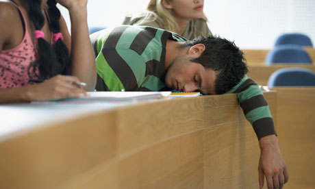 What happens to your body if you don't let it sleep? Students regard 'pulling all-nighters' as a necessary evil. But beware: sleep deprivation can do serious damage