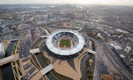 The Olympic Park site in east London is a development target for several leading universities