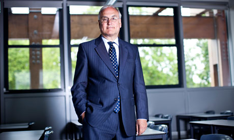 Ofsted chief Sir Michael Wilshaw, formerly head of Mossbourne academy: The ability mix is crucial.