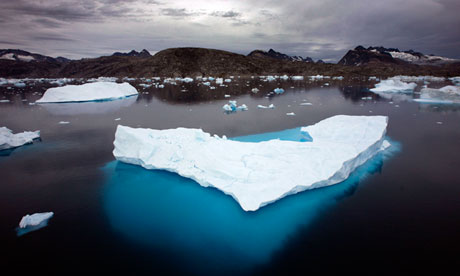 White House warned on imminent Arctic ice death spiral