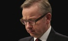 Michael Gove rejected the advice of civil servants to consider abandoning forced academisation