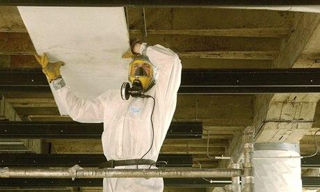 Asbestos removal - Nov 2006