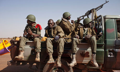 Northern Mali Conflict