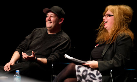WTPOAS - Johnny Vegas and Suzanne Moore
