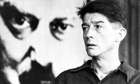 John Hurt as Winston Smith in the film 1984