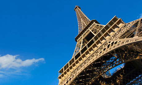 The Eiffel Tower, Paris: inject some passion into your language lessons