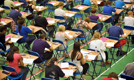 Funny student at exam hall - YouTube