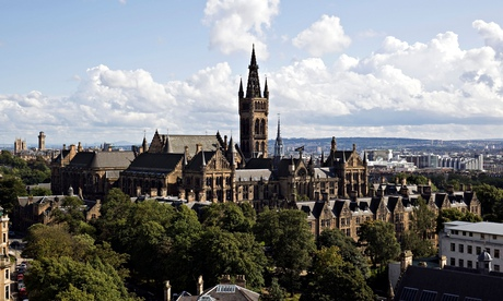 Scotland has more top-200 universities than anywhere else in the world