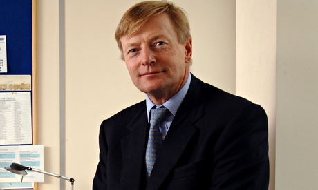 John Nash, chair of trustees at Future academy trust and on the governing body of four of it schools