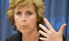 Climate people : Connie Hedegaard, Denmark's Minister for Climate and Energy