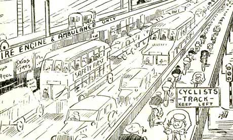 Bike blog : Cartoon from the C.T.C. gazette