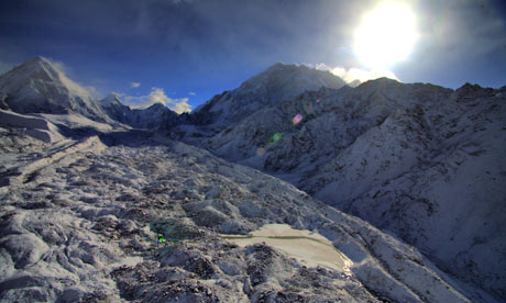COP15 3C Khumbu Glacier at Everest-Khumbu