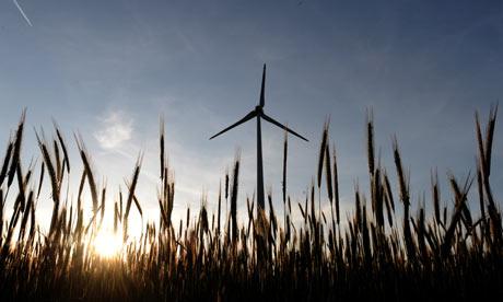 COP15 : Alternative sources of energy : wind turbine